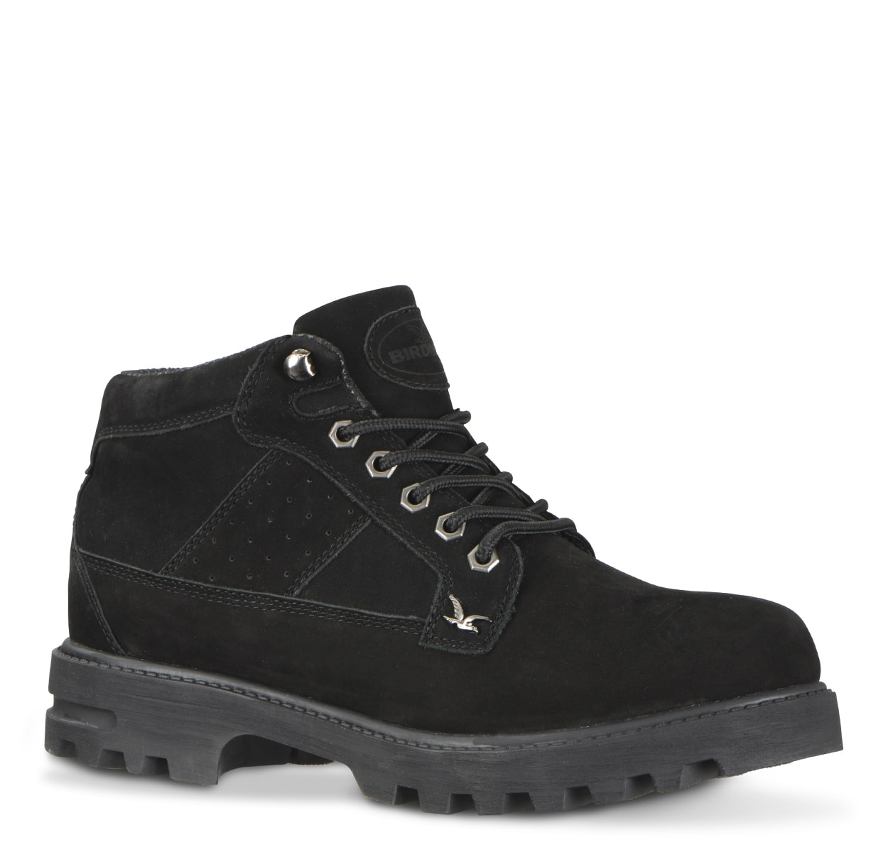 bfd1a96c9cddc Mens Blue Lugz Brigade Fleece Water Resistant Boots