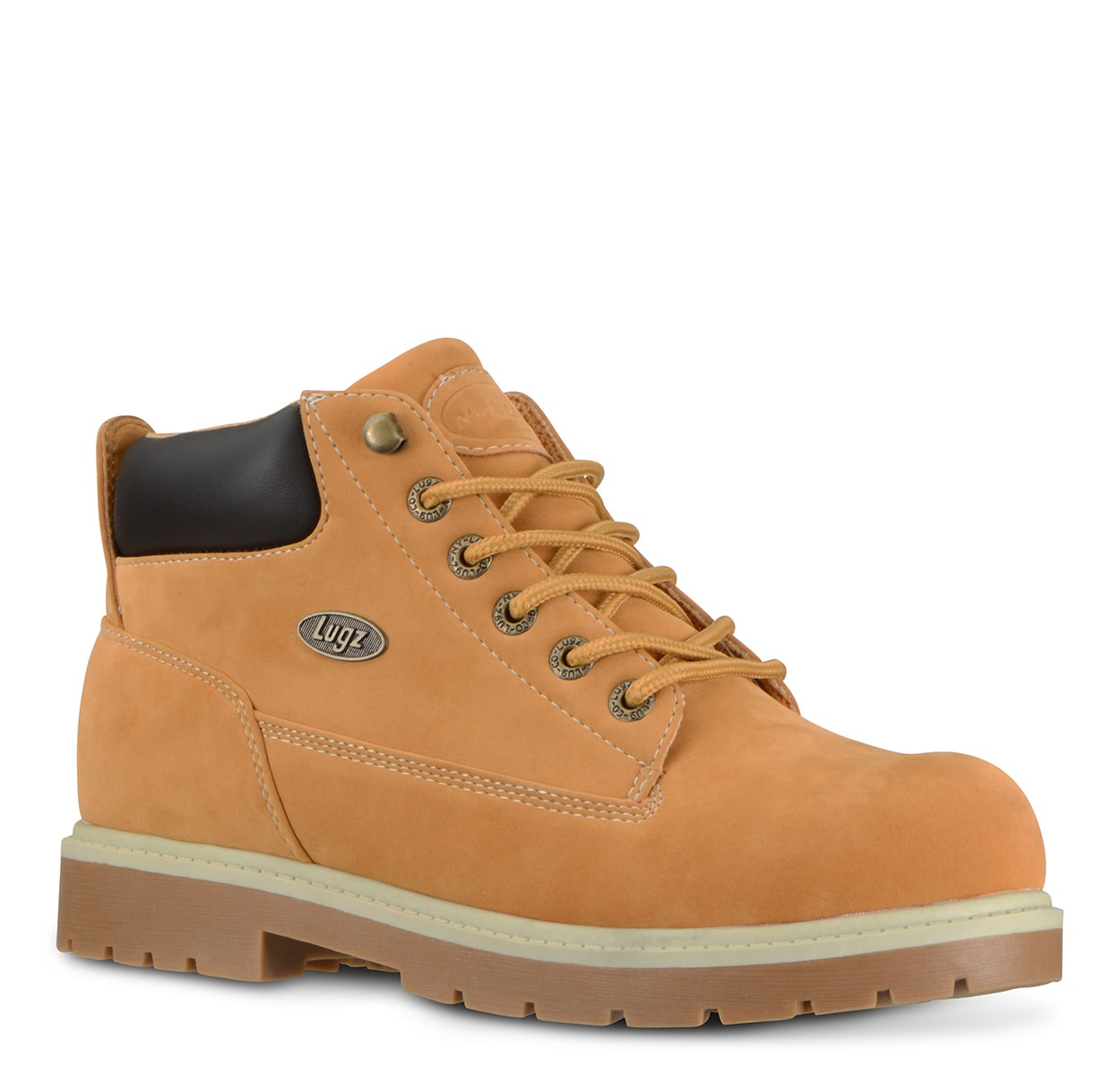 Lugz is a boot and athletic brand by family owned Jack Schwartz Shoe Company Inc, (JSSI). The brand was established in October and was aimed toward the urban fashion consumer.