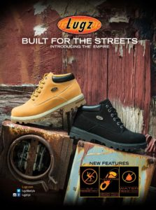 BUILT FOR THE STREETS